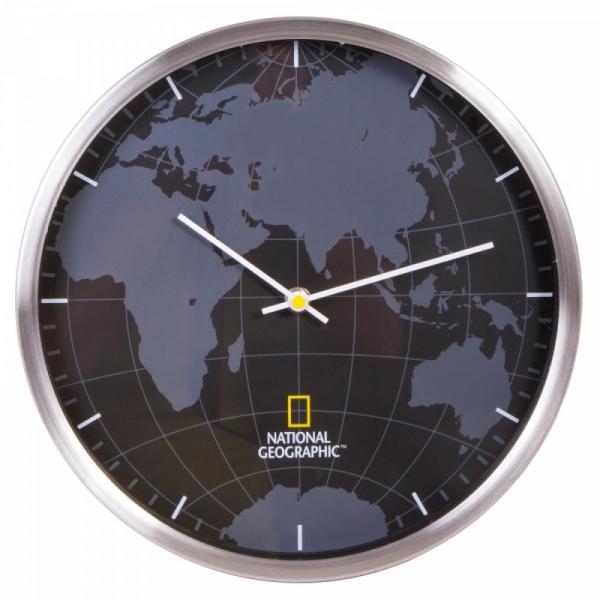 Zegar ścienny Bresser National Geographic 30 cm (73787)