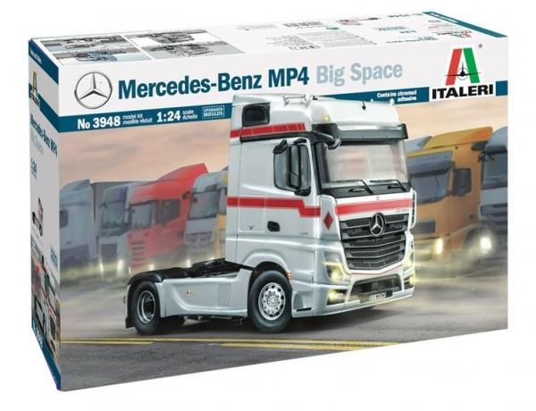 Mercedes Benz MP4 Big Space (3948)