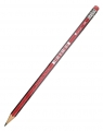 Ołówek techniczny Titanum 4H z gumką (83722)