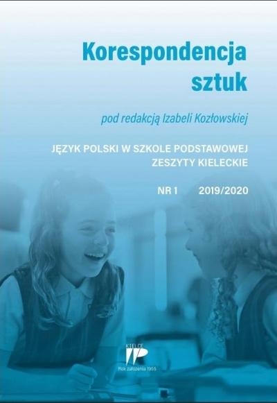 Język polski w szkole podstawowej nr 1 2019/2020 red. Izabela Kozłowska
