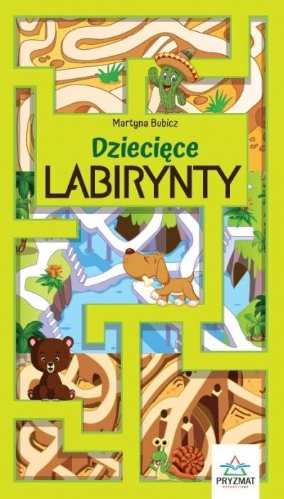 Labirynty dziecięce Martyna Bubicz