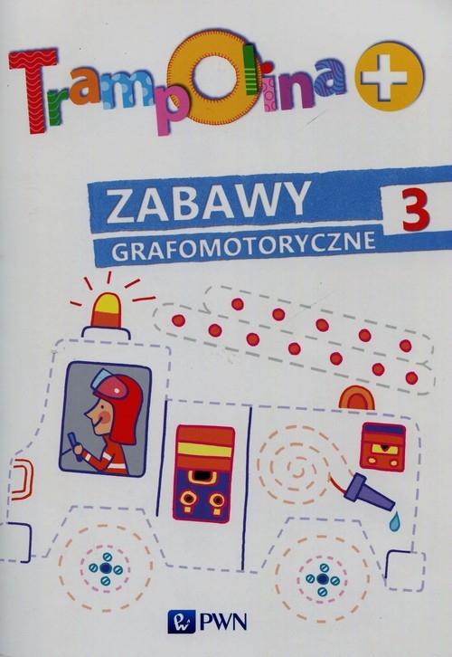 Trampolina + Zabawy grafomotoryczne 3 Lekan Elżbieta