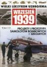 Wielki Leksykon Uzbrojenia Wrzesień 1939 Tom 117 Projekty i prototypy samolotów bombowych i szkolnych
