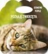 Poznaję zwierzęta Domowe pupile Książka z uszkiem