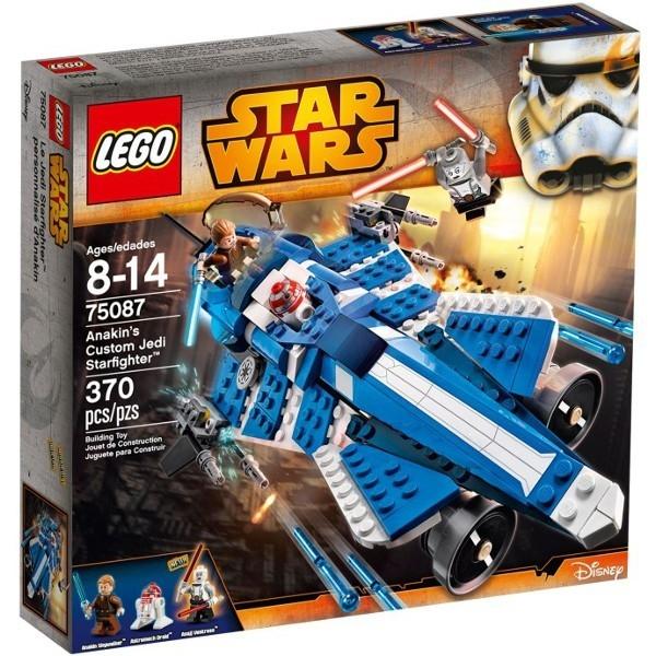 LEGO Star Wars   Anakins Starfighter