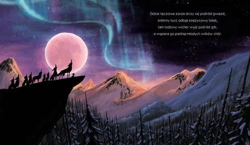 Wilk który się zgubił Bright Rachel