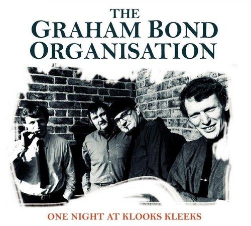 One Night At Klooks Kleek Graham Bond Organisation