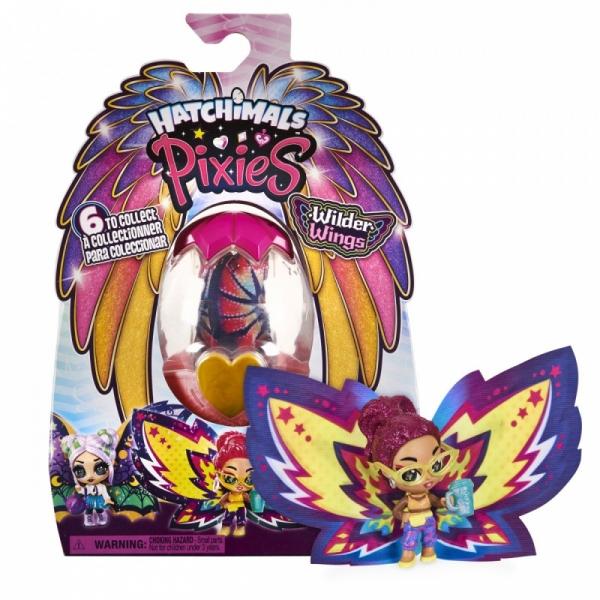 Figurka Hatchimals Pixies Wilder Wings (6059069)