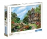 Puzzle High Quality Collection 500: Old Waterway Cottage (35048)Wiek: 14+
