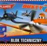 Blok techniczny A4 Planes 10 kartek Dusty 7