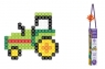 Klocki Micro Waffle: Traktor - 150 elementów (903 483)Wiek: 5+