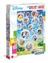 Puzzle Maxi SuperColor 60: Disney Classic (26448)