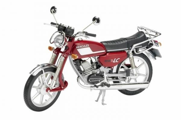 SCHUCO Hercules K50 RLC 1977 (red)