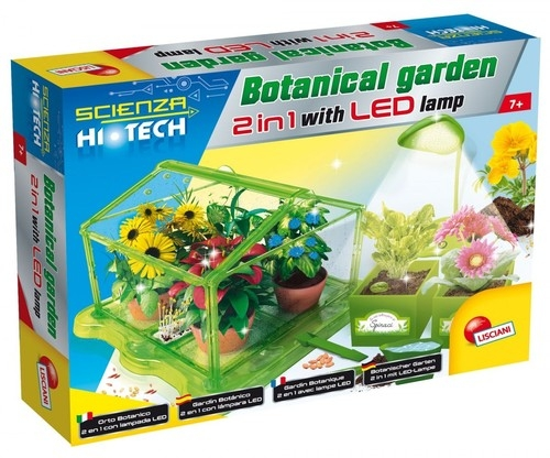 SCIENZA HI TEECH ORTO BOTANICO 2 IN 1 LED ED