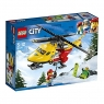 Lego City: Helikopter medyczny (60179)