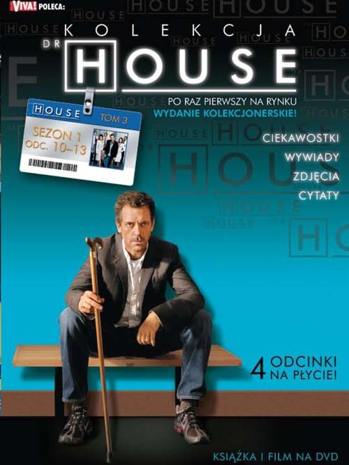 Dr House tom 3 Sezon 1 Peter Blake