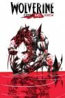 Wolverine: czerń, biel i krew