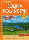 Mapa turystyczna - Solina Polńczyk 1:25 000