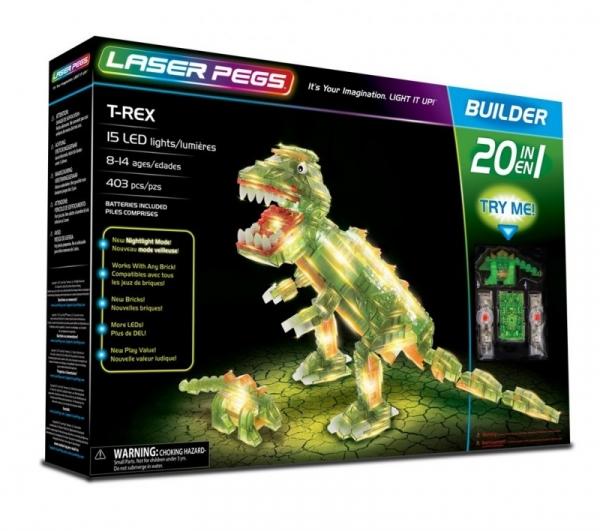 20 in 1 T-Rex (20010)