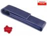 Etui na długopisy WAR-1104 Granatowe WARTA