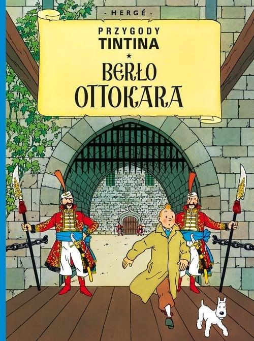 Przygody Tintina Tom 8