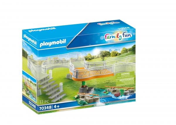 Playmobil Family Fun: Platforma widokowa (70348)