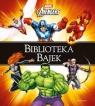 Marvel Avengers Biblioteka Bajek