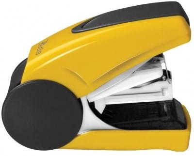 Mini zszywacz 20k - żółto-czarny (GV080-YV)