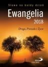 Ewangelia 2018 Droga,Prawda i Życie duża BR Praca zbiorowa