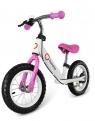 Rowerek biegowy Dex różowy (68484)