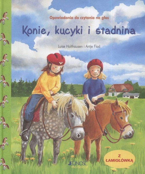 Konie kucyki i stadnina Holthausen Luise, Flad Antje