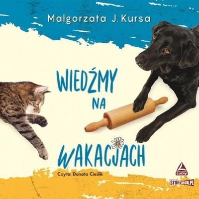 Wiedźmy na wakacjach. Audiobook (Audiobook) Małgorzata J. Kursa