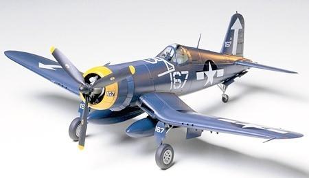Model plastikowy Vought F4U-1D Corsair (61061)