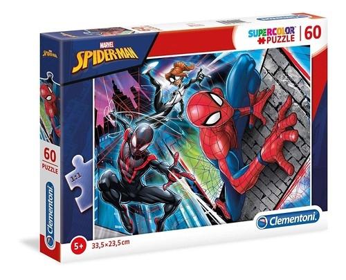 Puzzle 60: Supercolor, Spider-Man