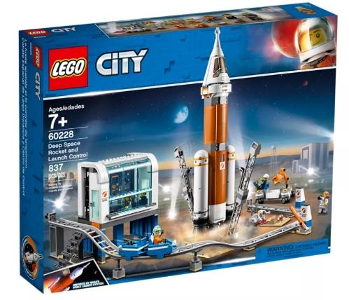 Lego City: Centrum lotów kosmicznych (60228)