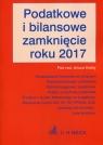 Podatkowe i bilansowe zamknięcie roku 2017