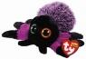Maskotka Beanie Boos: Creeper - fioletowy pająk 15 cm (37248)