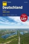 ReiseAtlas ADAC. Deutschland, Europa 2018/2019 praca zbiorowa