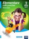 Elementarz odkrywców. Klasa 2, Edukacja matematyczna, część 2. Podręcznik - Szkoła podstawowa 1-3. Reforma 2017