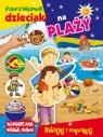 Pomysłowe dzieciaki na plaży