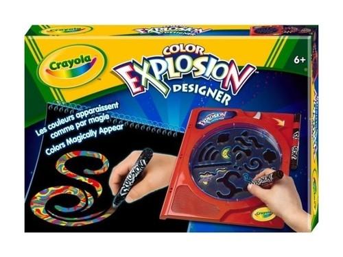 Crayola Eksplozja koloru