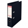Segregator Esselte No.1 VIVIDA A4/7,5cm - czarny (811370)