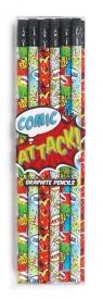 Ołówki Komiks 12 sztuk