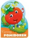 Czerwony pomidorek. Wykrojnik