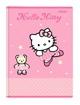 Zeszyty Top 2000 Hello Kitty A4 krata 60 (TOP41611520)