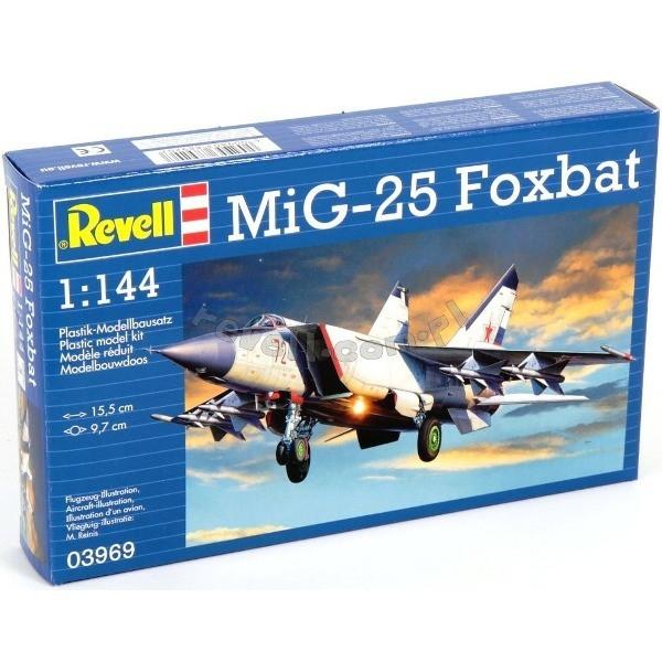 REVELL Mig-25 Foxbat (MR-3969)