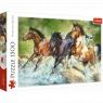 Puzzle 1500: Trzy dzikie konie (26148)