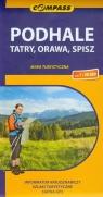 Podhale Tatry, Orawa, Spisz mapa turystyczna