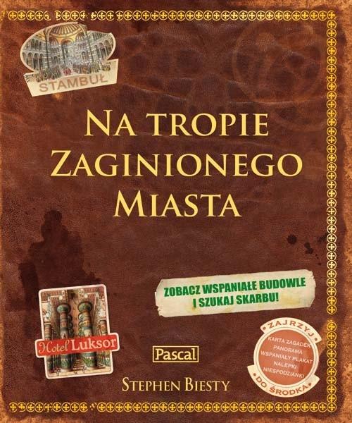 Na tropie Zaginionego Miasta Biesty Stephen, Drabik Wiesław