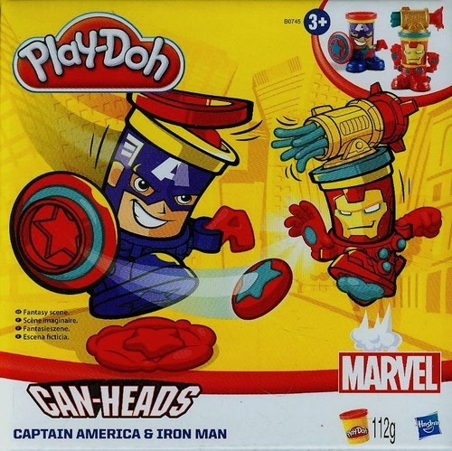 Play-Doh Superbohaterowie (B0594)